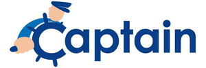 Logo, Captain